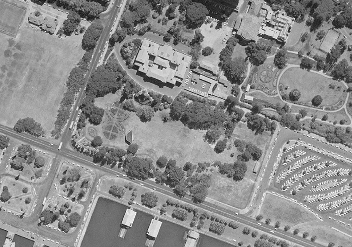 Now And Then With Landgate Aerial Imagery Landgate