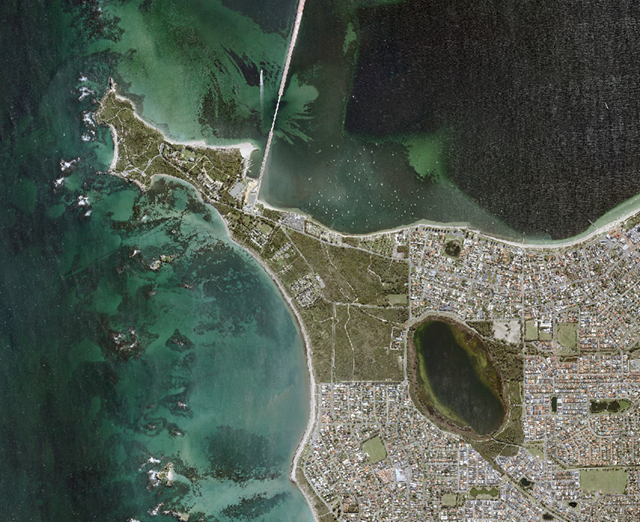 Aerial Shoalwater 3