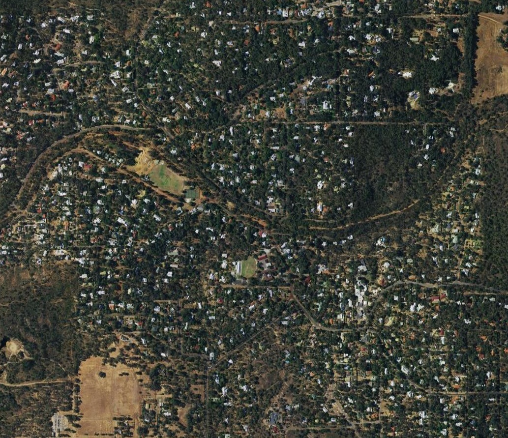 Aerial image of Darlington