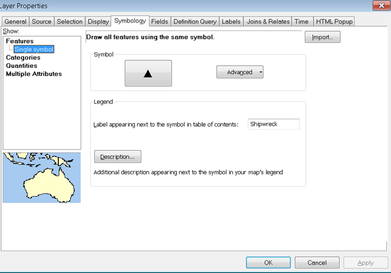 WFS in ArcMap