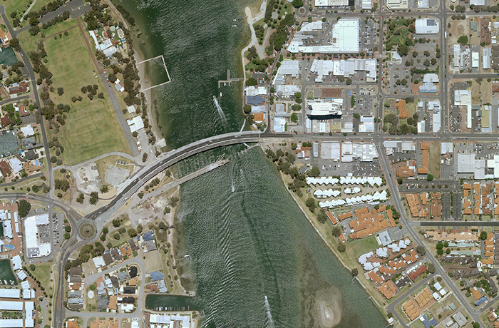 Now and then with Landgate Aerial Imagery - Landgate